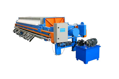 membrane filter press machine
