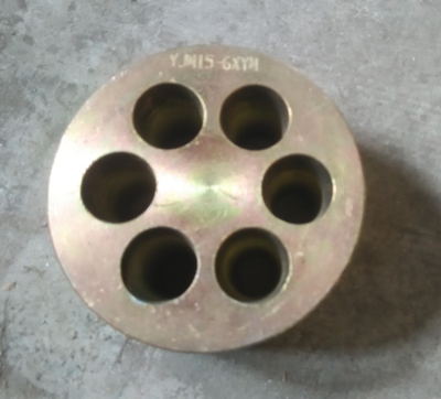 prestressed anchor plate