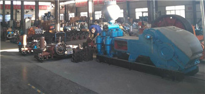 high pressure mud pump factory