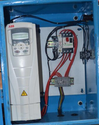 ABB variable-frequency drive