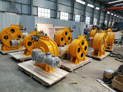 hose pump application