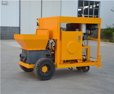 diesel concrete pump factory