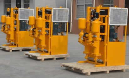hydraulic plunger cement grouting pump for sale