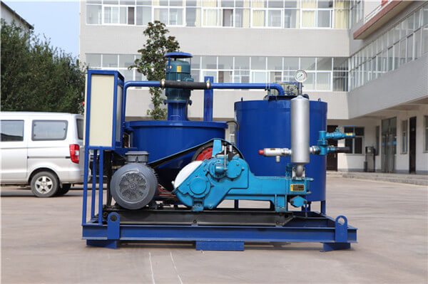 slurry mixer and pump for sale