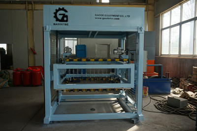 CLC wire cutting machine
