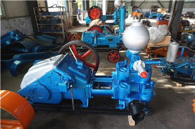 mud drilling pump