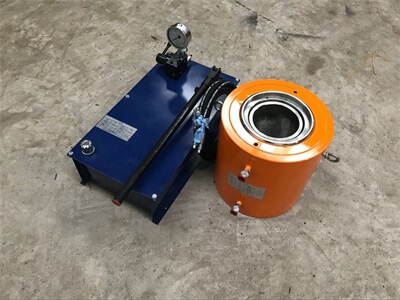 hydraulic jack for girder