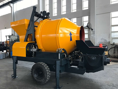concrete mixer pump manufacturer