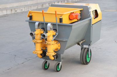 cement mortar pump for spraying