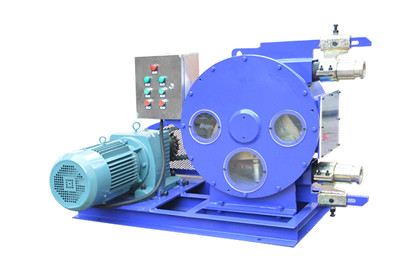 Hose peristaltic pumps for Water treatment