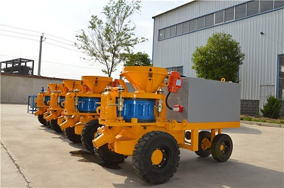 Myanmar shotcrete machine for sale