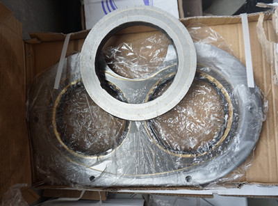 glasses plate and cutting ring of diesel engine concrete pump