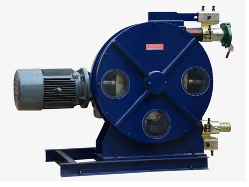 customize hose grout pump