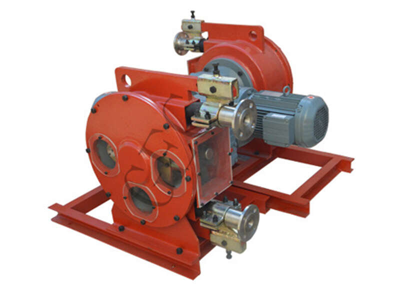 peristaltic pump grout pump for filter press machine