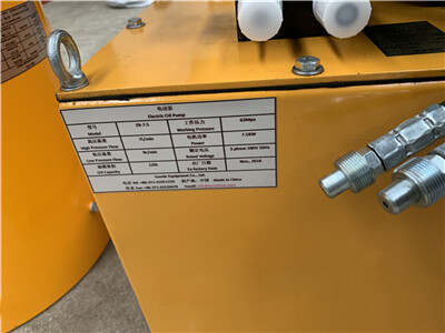 electric oil pump Russia
