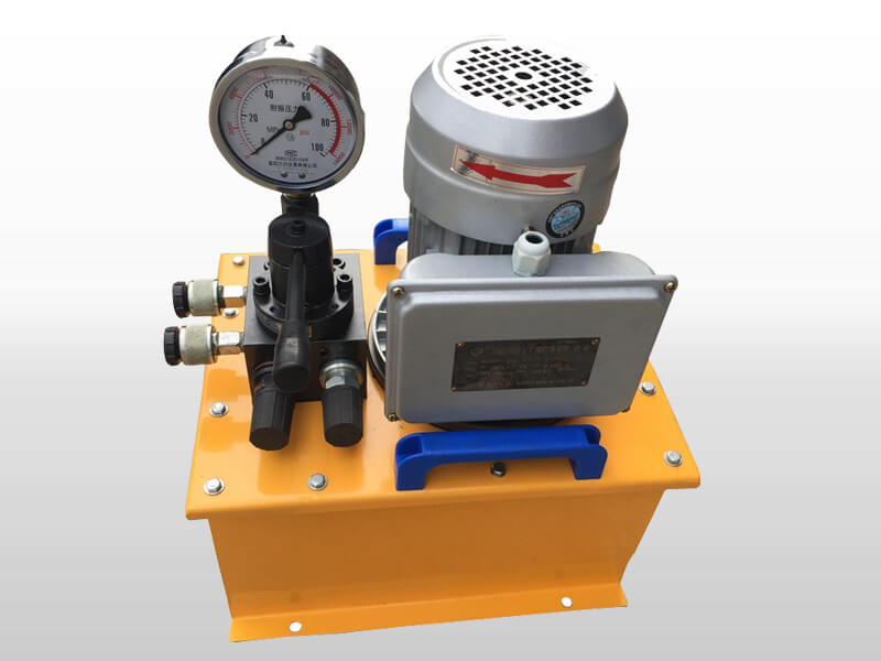double acting electric oil pump