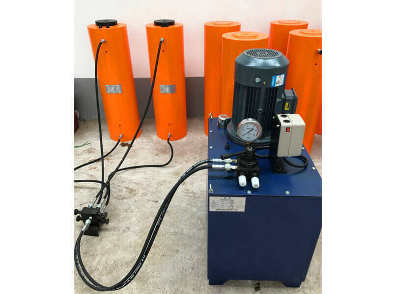 oil pump used for hydraulic jack