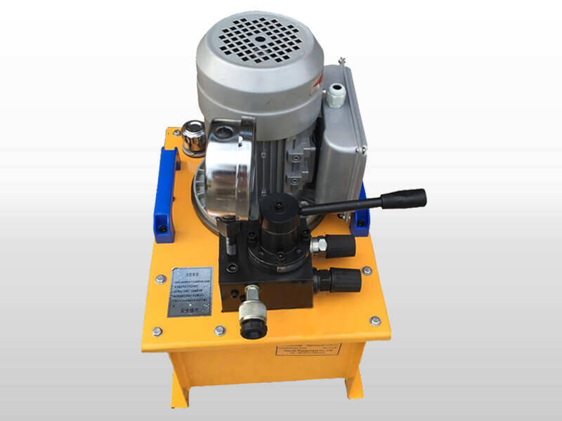 single acting oil pump