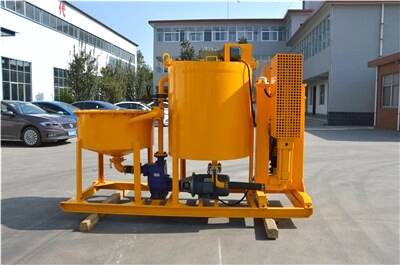 Colloidal grout mixer pump for sale