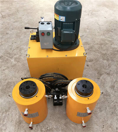 Double Acting Or Single Acting Electric Hydraulic Oil Pump