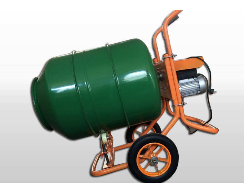 Used Small Cement Mixers : Portable cement mixer machine