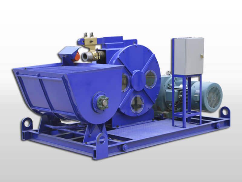 hose type concrete pump