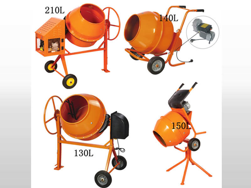 gas mixer machine