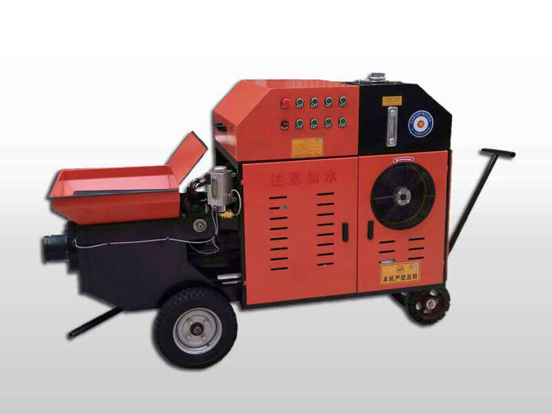 Mini Masonry Concrete Pump