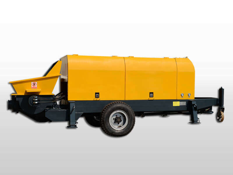 electric concrete transfer pump