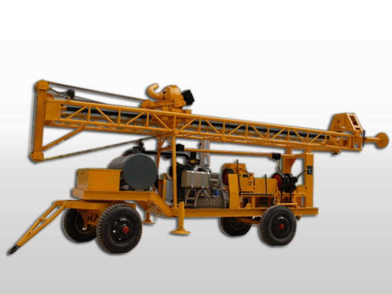 water well drilling machine