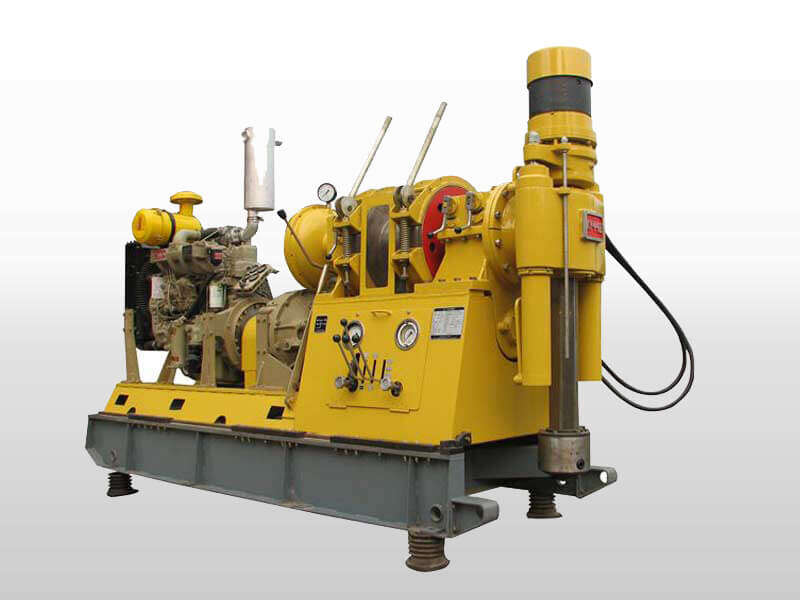small core drilling rig