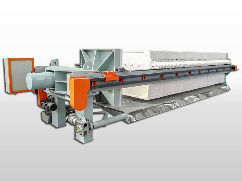 Program controlled automatic filter press for sale