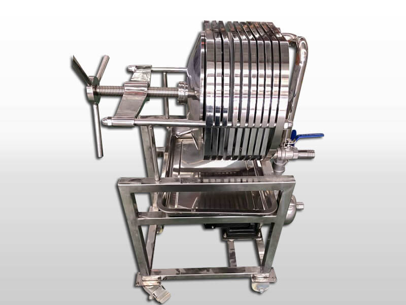 stainless steel filter press for sale