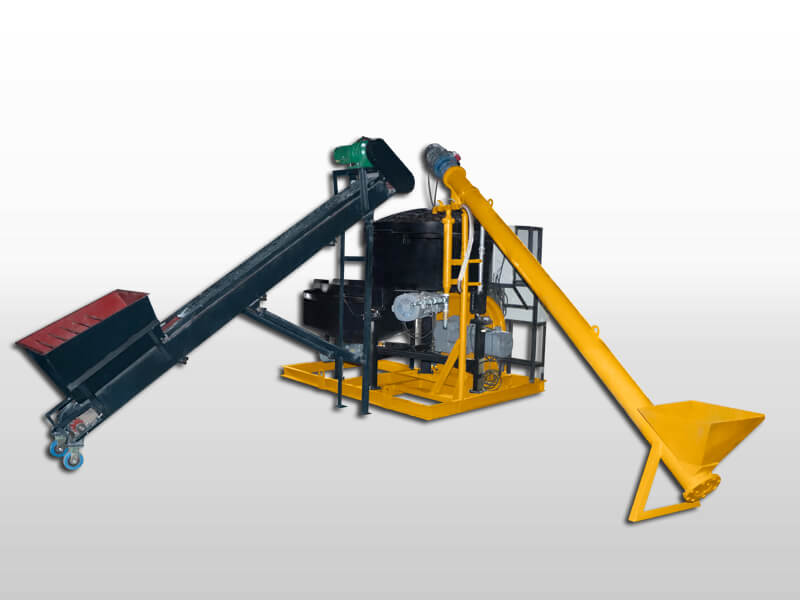 foam cement machine for floor insulation