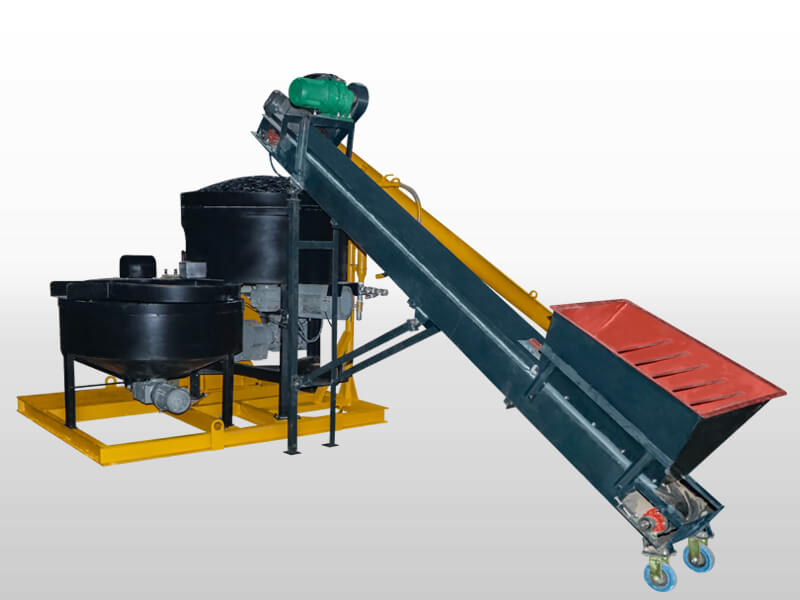 rbm similar foam concrete machine