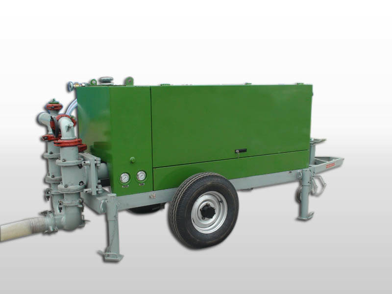 GF35B foam concrete equipment