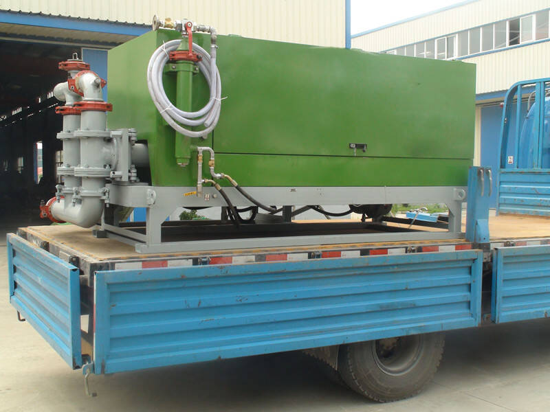 cement foam concrete machine