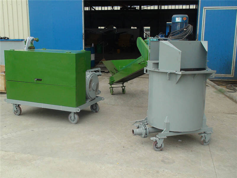 cement foam concrete unit