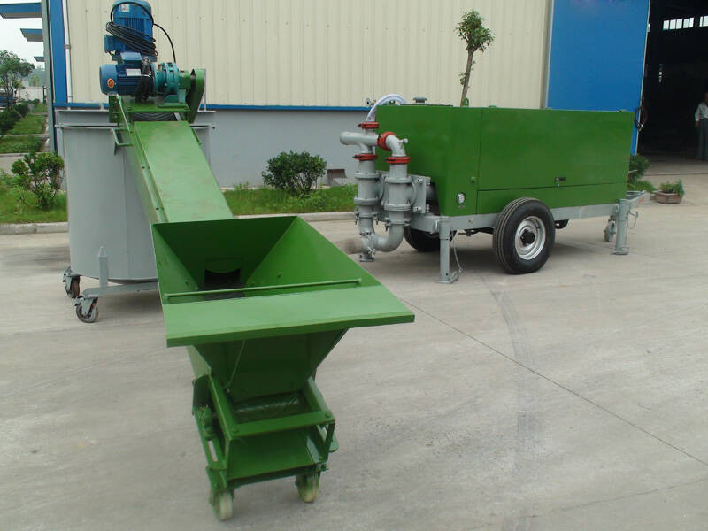 GF35B foam concrete machine