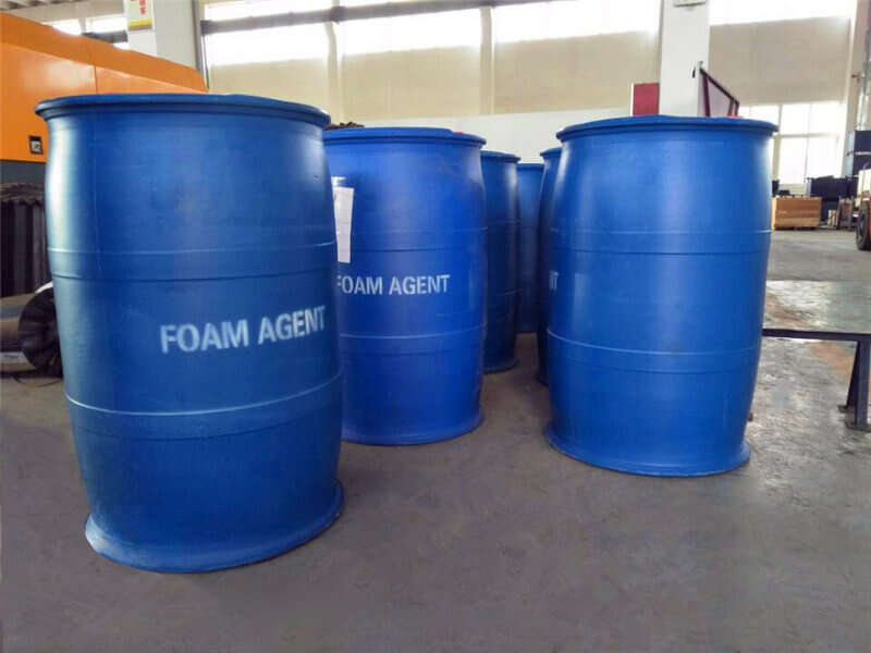 plant protein foam agent