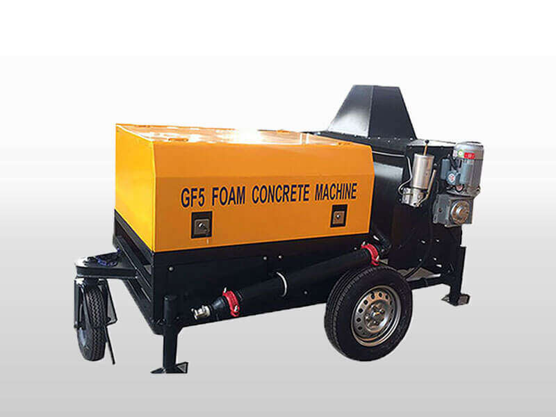 foaming brick machine