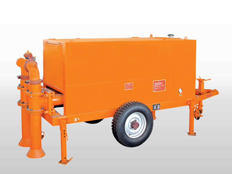 foam concrete light weight concrete pump