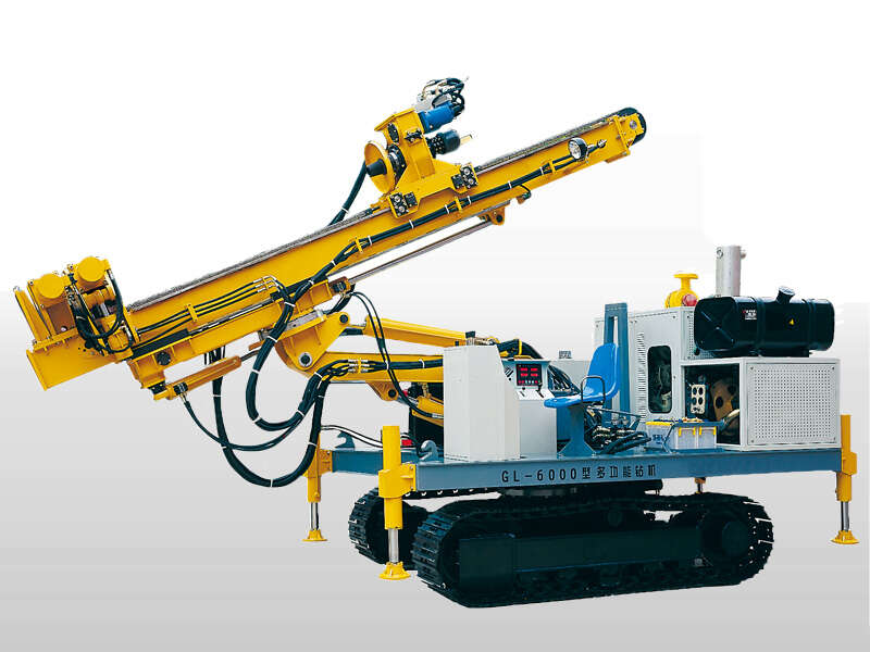 track full hydraulic engineering jet grouting drilling rig