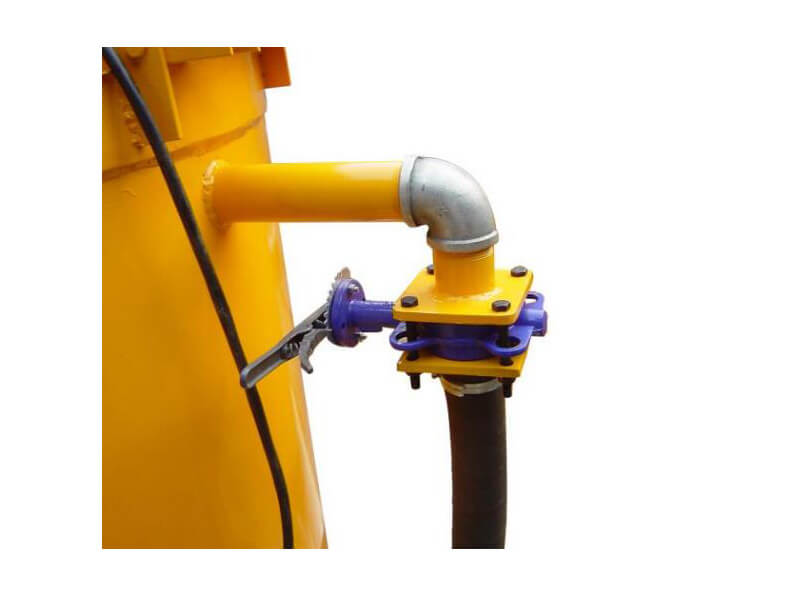 cement mixer & agitator details
