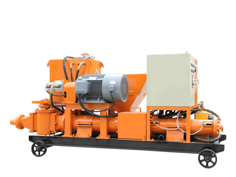 bentonite grout pump