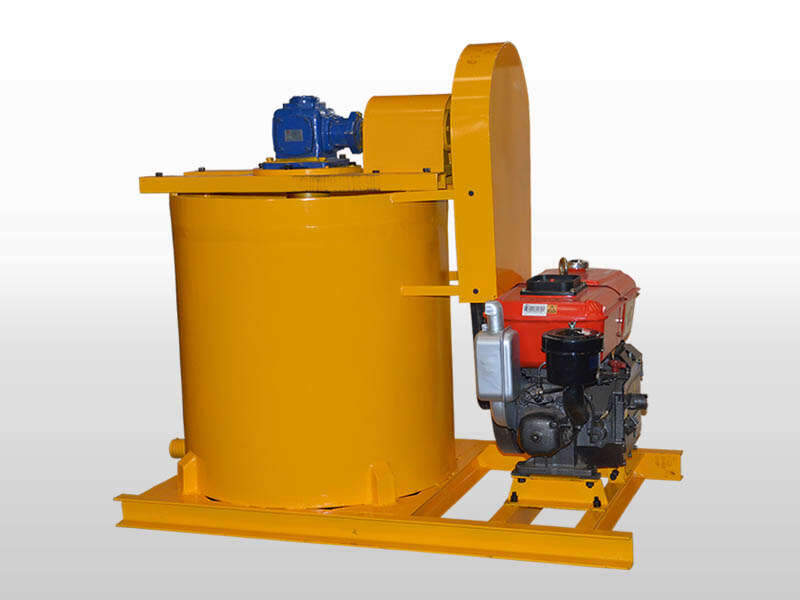 hot sale agitating cement mixer