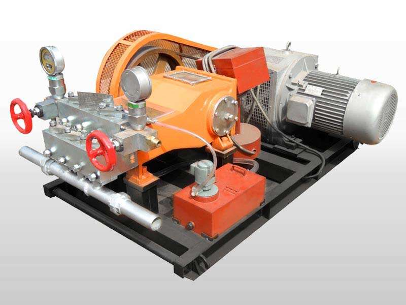low pressure large output grouting pump