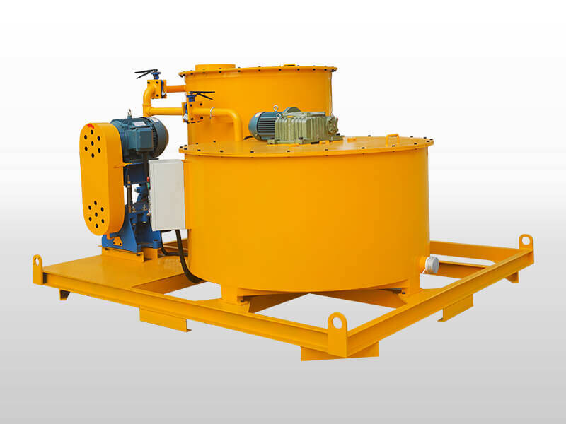 cement grout mixer agitator
