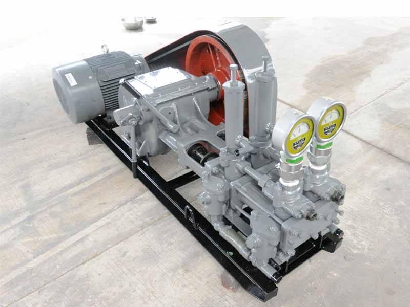 double slurry grouting pump