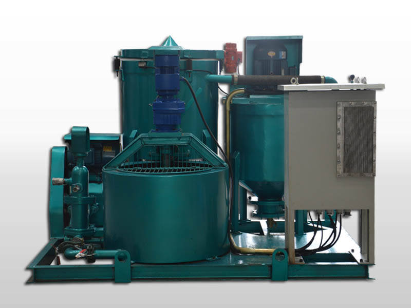 grout mixer and pump supplier
